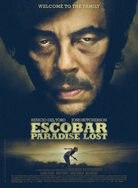 Benicio Del Toro portrays Pablo Escobar in new Film