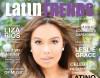 Chiquis Rivera (daughter of Jenni Rivera) on Cover of LatinTRENDS Magazine