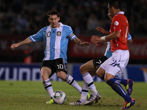 ARGENTINA VS CHILE: 2015 COPA AMERICA FINAL REVIEW