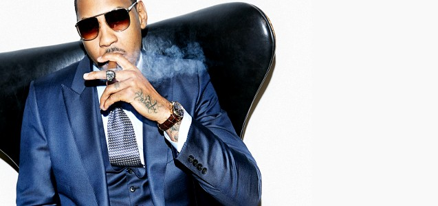 What You Didn't Know about Carmelo Anthony