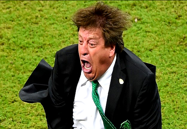 Miguel Herrera, Manager of Mexico's National Football Team Sacked