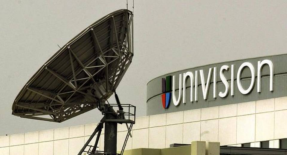UNIVISION IPO.  STOCK SOON TO BE ON OFFERED THE PUBLIC