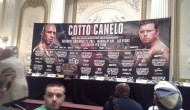 MEXICO MAKES VOICE HEARD AT COTTO-CANELO PRESS CONFERENCE