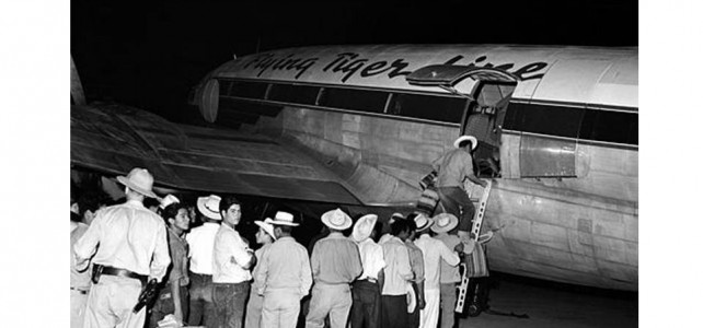 The massive removal of Mexican-Americans in 1930s are similar to Donald Trump's immigration plans. Could History Repeat itself?