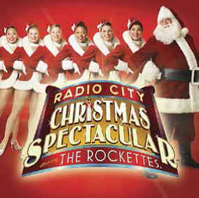 radio city christmas sectacular