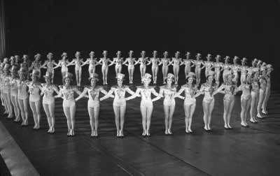 The Rockettes, 1930