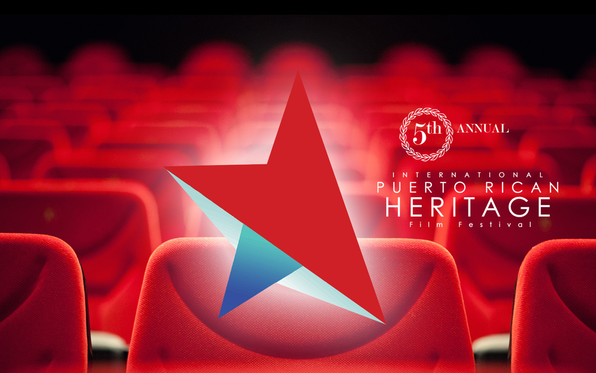 THE 5th ANNUAL INTERNATIONAL PUERTO RICAN HERITAGE FILM FESTIVAL NOV 12TH!