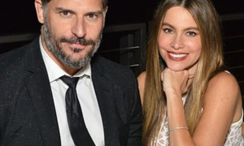 Joe Manganiello & Sofia Vergara are now Husband & Wife!!