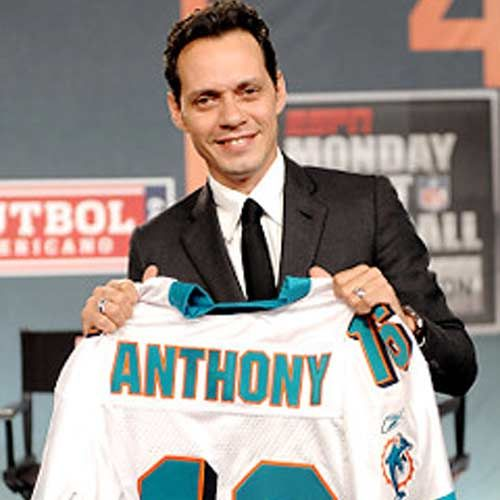 Marc Anthony launches Sports Management Company!