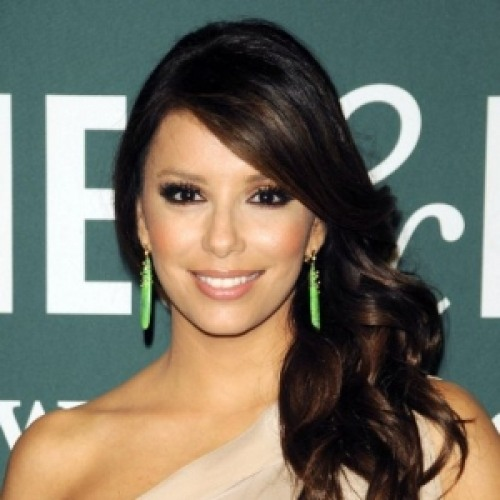 Eva Longoria launches The Brown Ribbons Campaign for Latino Diversity in Hollywood!