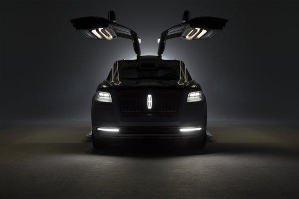 New Navigator Concept SUVs