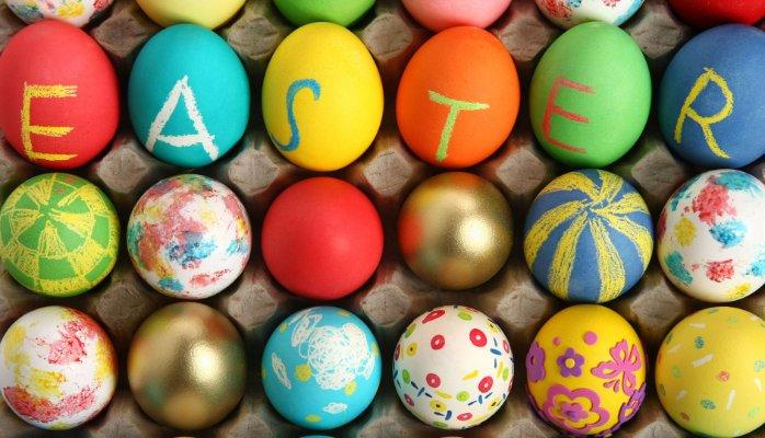 Celebrities Celebrate Easter
