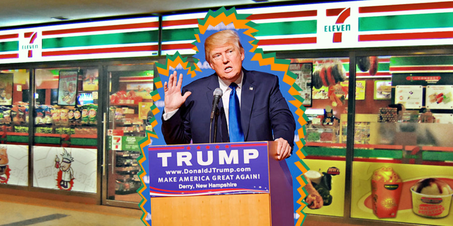 Donald Trump's HUGE mistake – 'Never Forget 7-Eleven'