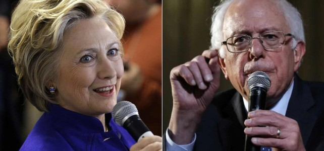 Sanders & Clinton battle it out for Latino votes in California!