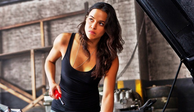"MICHELLE RODRIGUEZ NOSTALGIC ABOUT ""FAST AND FURIOUS"" RE-RELEASE"