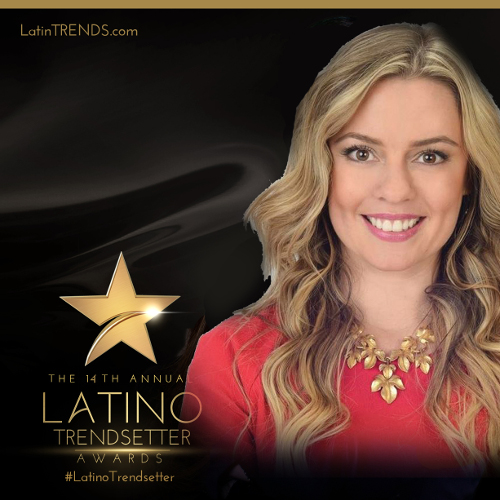 Kristie K. Gonzales, Promotion & Digital Brand Manager, WABC-TV, is among the 2016 Latino Trendsetters
