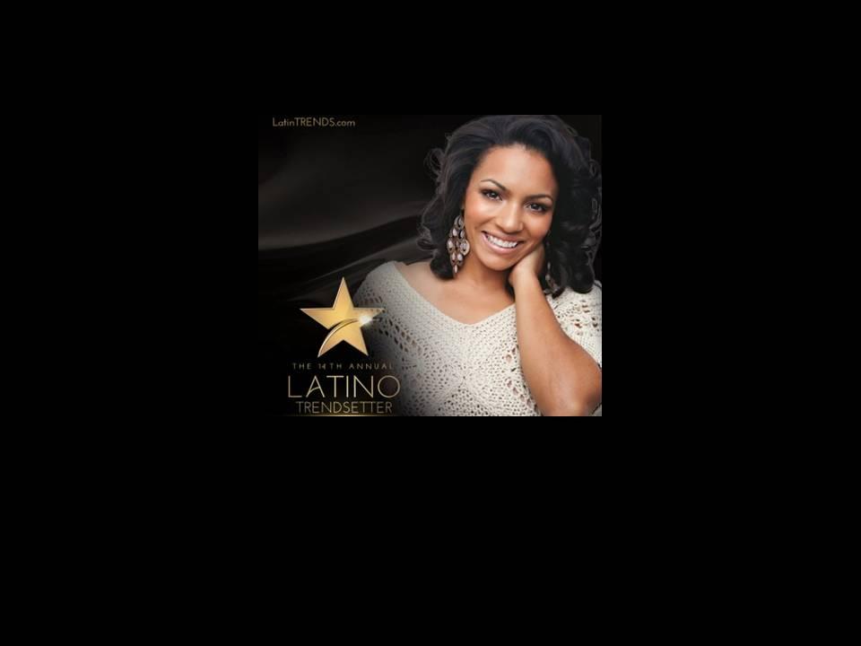 April Hernandez-Castillo -Actress, speaker, author to co-host 2016 Trendsetter Awards