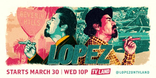 George Lopez's 'Lopez' on TV Land gets a 2nd Season!