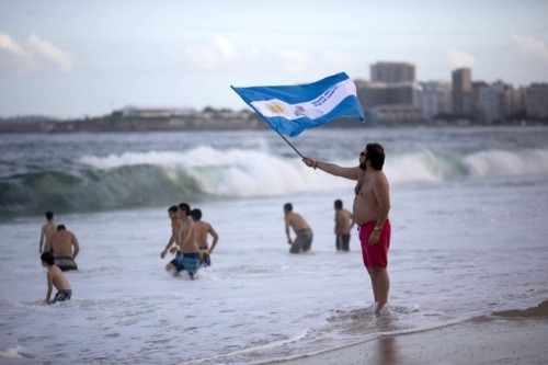 argentina beach