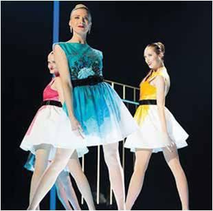 Dominican Designer EMILIO SOSA  Reimagines Rockettes Costumes For New Era