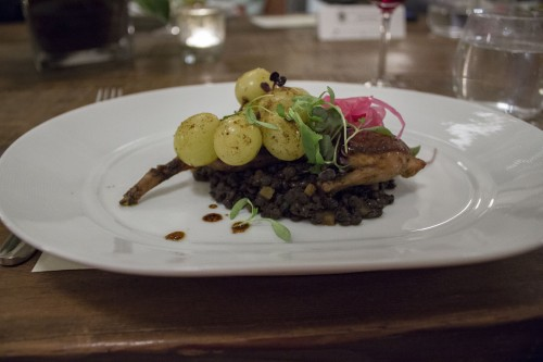quail on table2- Naeisha Rose