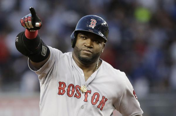 'Big Papi' Played Last Game against New York Yankees