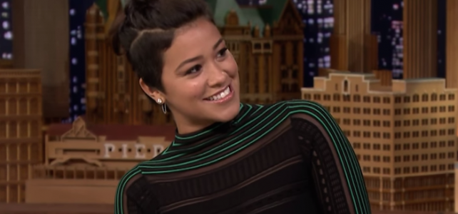Gina Rodriguez Needs to Rap on Jane the Virgin