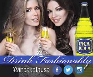 Inca Kola - The Golden Cola