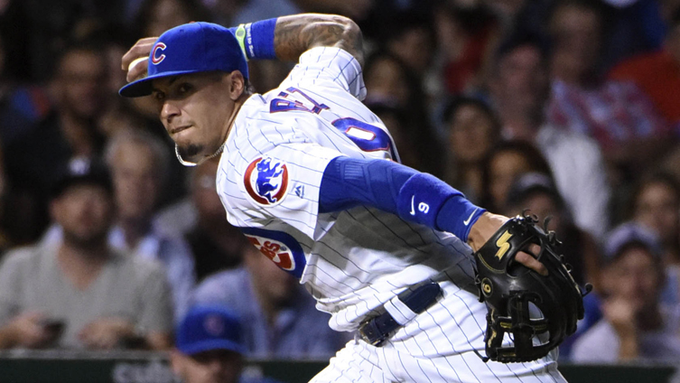 JAVIER BAEZ SAVES THE CUBS WITH DOMINANT SERIES