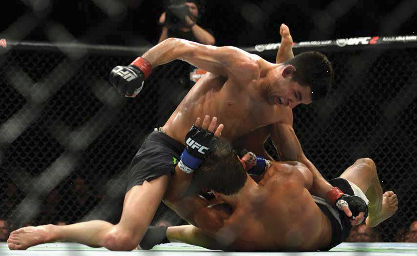 Warriors in the Cage: Dominick Cruz & Henry Cejudo