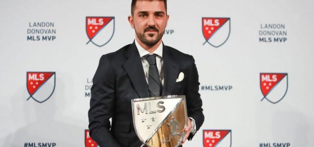 David Villa is MVP in MLS