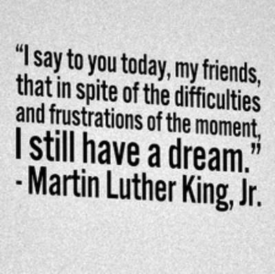 Dr King quote