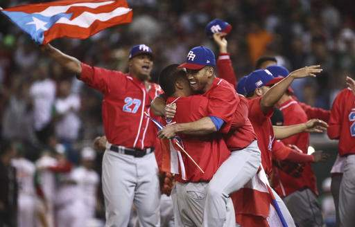 CAGUAS WINS SERIE DEL CARIBE FOR PUERTO RICO