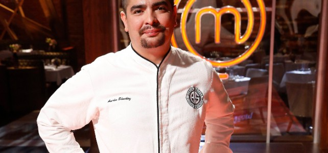 Chef Aaron Sanchez to Join