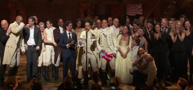 Lin-Manuel Miranda Live at the Oscars This Weekend