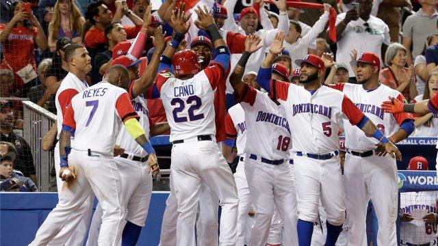 Dominican Republic Beats U.S. in World Baseball Classic