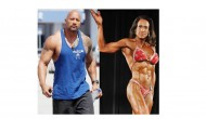 "Dany Garcia Businesswoman. Bodybuilder & Manager of Dwayne ""The Rock"" Johnson"